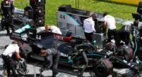 """Afbeelding: Mercedes tast in het duister met gearbox: """"Niet 100% zeker wat de oorzaak was"""""""