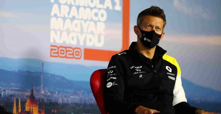 Renault protests Racing Point for second straight race post-Hungary GP