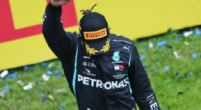 Image: Black Power gesture on podium a moment that Hamilton 'will never forget'