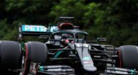 Afbeelding: Samenvatting VT1: Toptijden Mercedes; Verstappen maakt zich kwaad