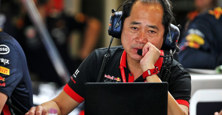 Honda: Verstappen had trouble with the balance today
