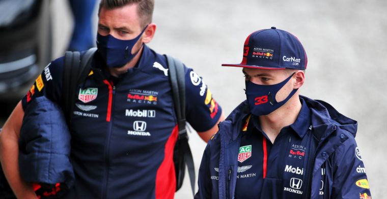 Jos Verstappen towards son: I know there's no more in it dear