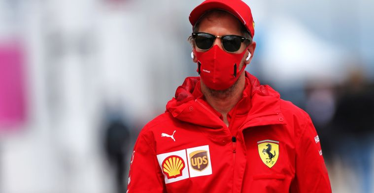 Vettel satisfied after bad start in Austria: Second race never took place