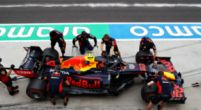 Image: Albon and Red Bull under investigation for grid infringement