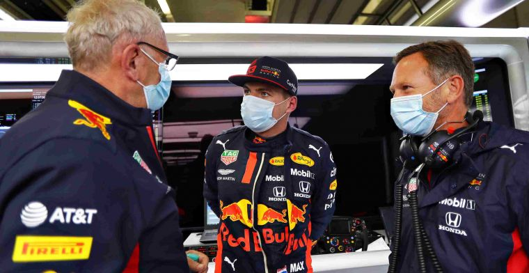 Verstappen and Red Bull seem to have found a problem