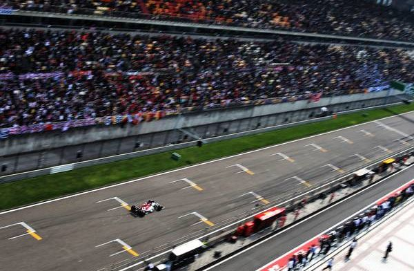 Promoter GP China expects cancellation