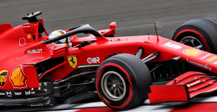 """Vettel optimistisch over toekomst: """"Waar een deur sluit, opent de ander"""""""