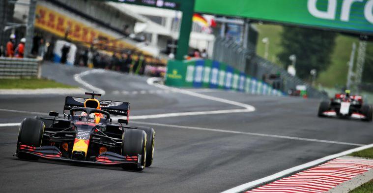 Villeneuve weet wie naast Verstappen moet rijden: Hij rijdt ook op de limiet