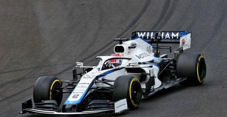 Williams komt met 'krachtige' upgrade in Silverstone