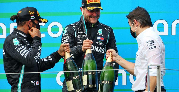 Mercedes favoriet na eerste triple-header terwijl Red Bull in achtervolging moet