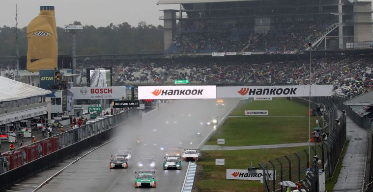 Hockenheim boss reacts to bad news: We have a feeling of annoyance