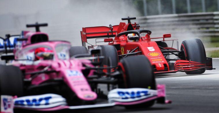 Vettel naar Racing Point? 'Na dit weekend weten we meer'