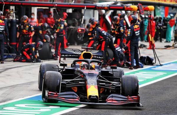 Priestley praises Red Bull: 'It seemed impossible that Verstappen was starting