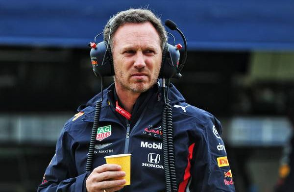 Horner looks back on crash Verstappen: He was looking for eighth gear