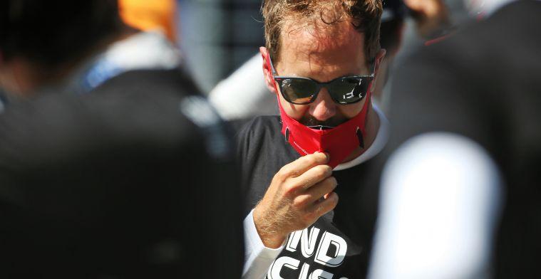 Vettel doesn't want Hamilton to break Schumacher's record. He's the best.