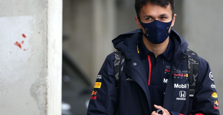 Albon: Now hunting for Mercedes