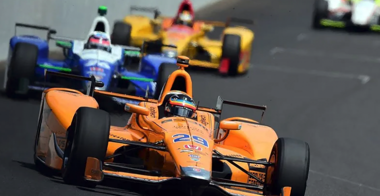 Fewer spectators welcome at the famous Indy 500