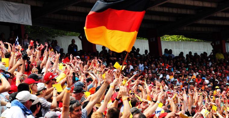 Nürburgring would like to alternate again with Hockenheim