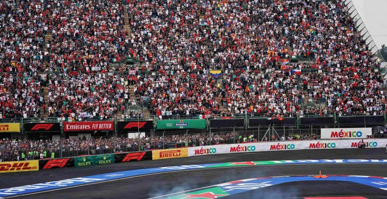 American Grand Prix canceled! Health of the fans comes first
