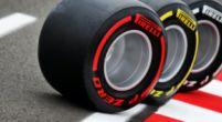 Afbeelding: Nieuwe banden Pirelli getest tijdens vrije trainingen Silverstone en Barcelona