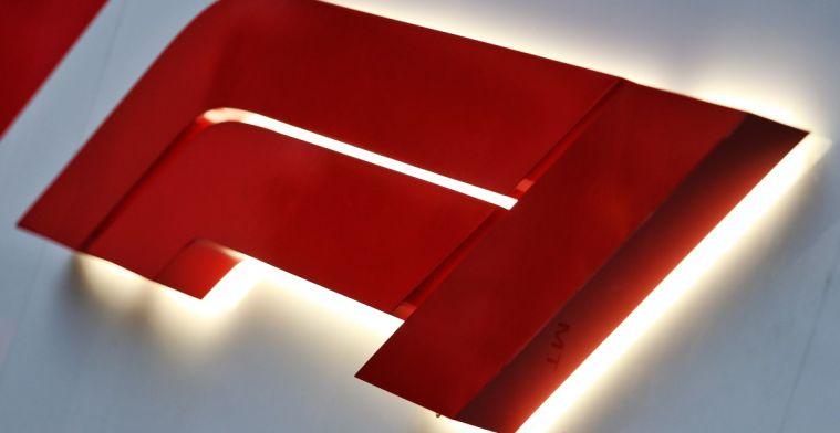 Formule 1 maakt testresultaten voor COVID-19 van afgelopen week bekend