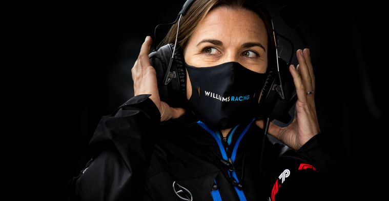 Claire Williams Has Big Plans I Want To Make Him World Champion