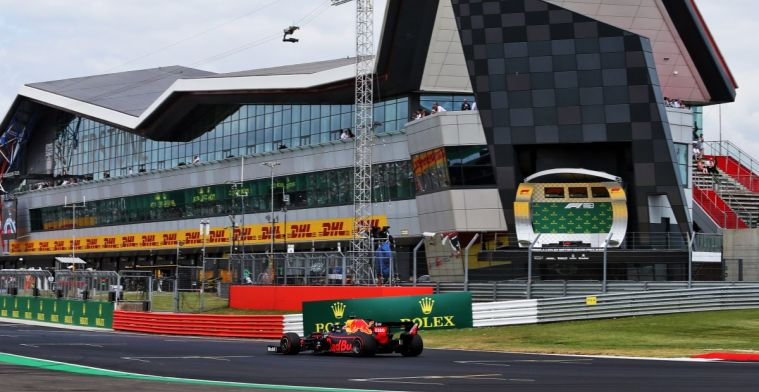 Silverstone: We offered to make the track available for a period of months