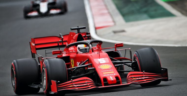 Vettel on future: Can still be as good as the rest