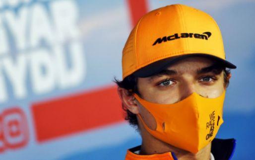 McLaren third in constructors' championship?