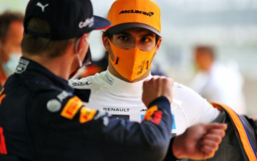 Sainz is still behind choice for Ferrari: