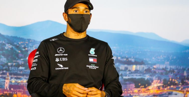 Hamilton after comments on Gates: 'Totally my fault'