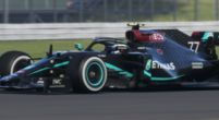 Image: The black livery of the Mercedes W11 has been added to F1 2020