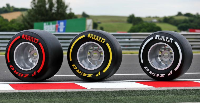 Pirelli: It was important to add an extra element for that second race