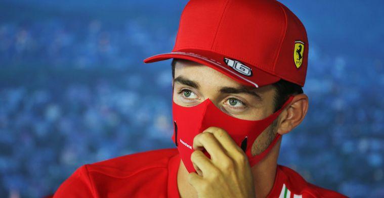Heidfeld: De verwachtingen rondom Leclerc waren onrealistisch