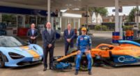 Image: McLaren enters into multi-year deal with Gulf and brings back iconic brand