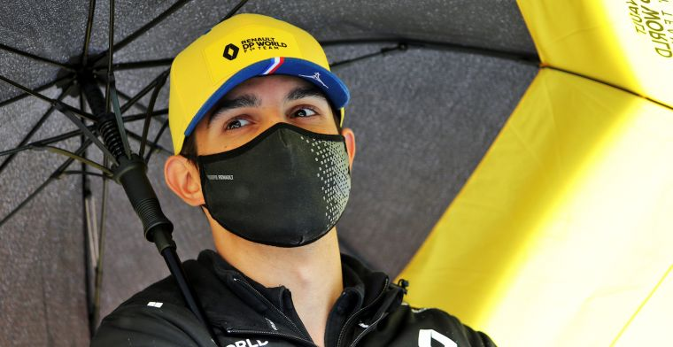 After a wrong tyre strategy in Hungary, Ocon wants to score points again this week