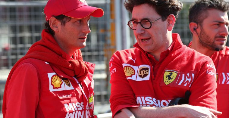 Lammers doesn't believe Ferrari: ''I'll see them win some races before 2022''