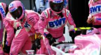 Image: These are the possible replacements for Sergio Perez in British Grand Prix