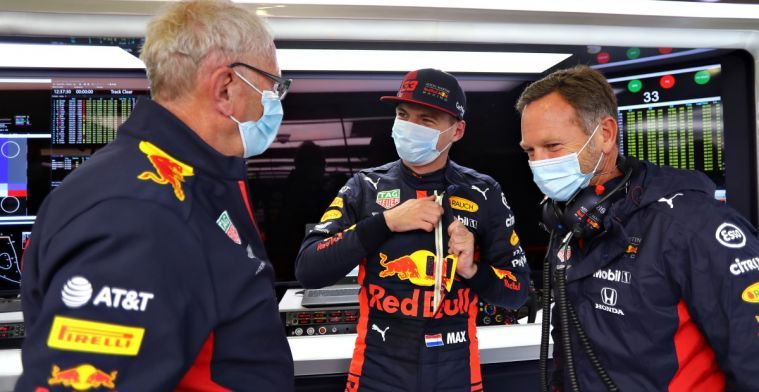 Horner still ambitious: We have to take up the challenge with Mercedes
