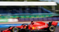 Image: Problem with intercooler for Vettel, driver skips FP1