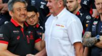 Image: No crisis meeting between Honda and Red Bull Racing: ''Was a scheduled meeting''.