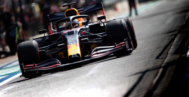 Verstappen: Dan moet Mercedes met minder vermogen rijden en maken wij meer kans