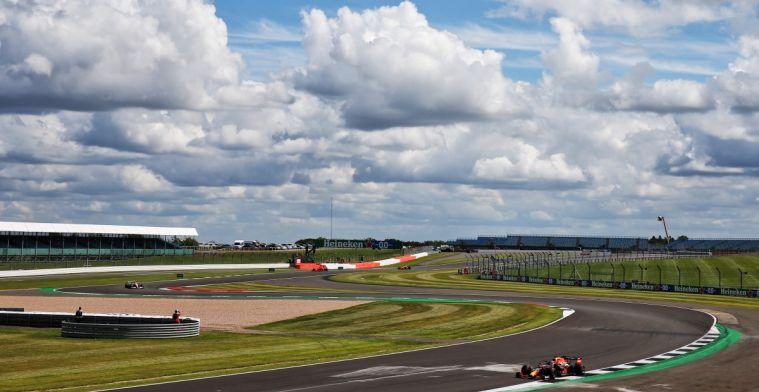 Zo laat begint Britse GP: Andere tijden voor teams en coureurs, niet voor fans