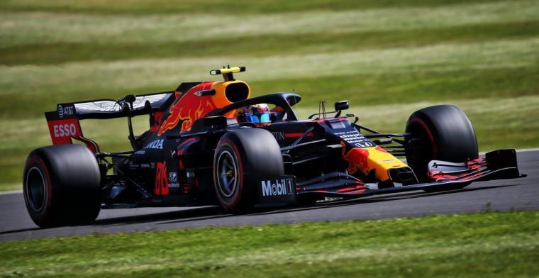 Analyse Red Bull Racing: Lijkt erop dat hun auto hier niet geschikt voor is
