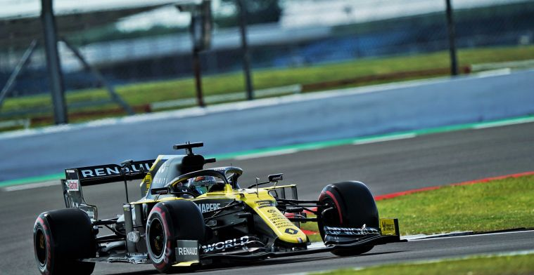Ricciardo gets new chassis, no penalty for driver