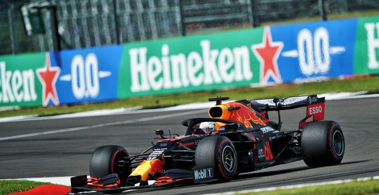 Hamilton start op pole in Groot-Brittannië, Verstappen met één seconde op P3