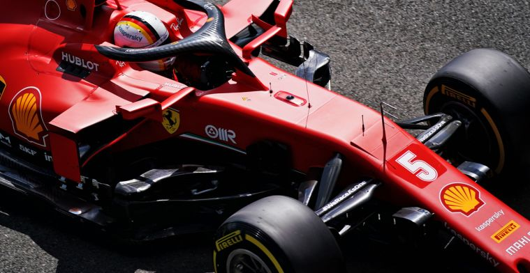 Vettel after tricky qualifying: I struggled to get into my rhythm
