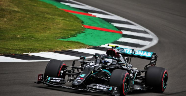 Bottas: Last year Lewis won from P2, so everything's wide open