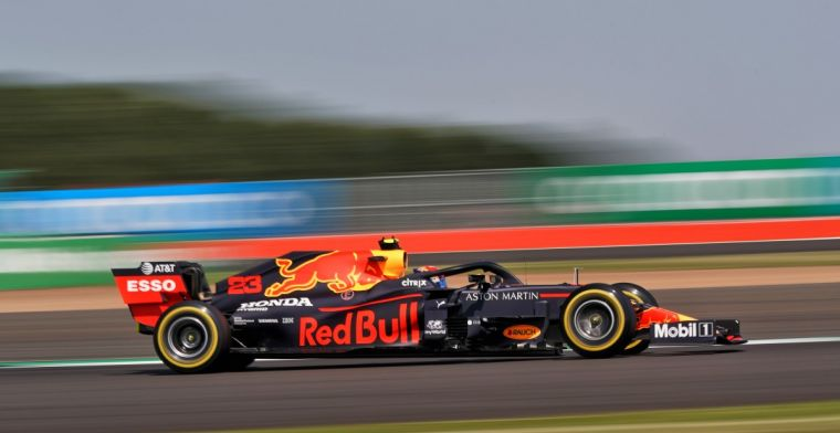 Albon doesn't see anything crazy about Verstappen's data: Good benchmark