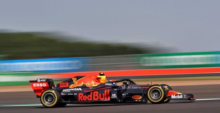 Lammers: Albon isn't that much slower than Verstappen